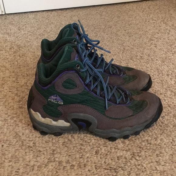 Vtg Nike Acg Air Talus Hiking Retro